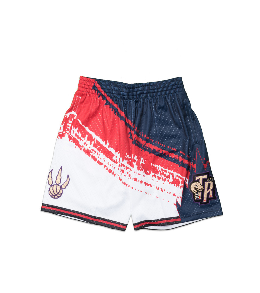 "Mitchell & Ness Toronto Raptors '98-'99 Swingman Short ""Independence Pack"""