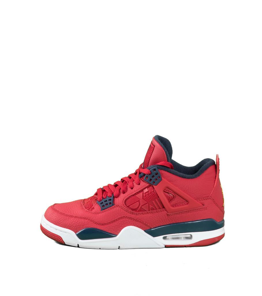 "Air Jordan 4 Retro SE FIBA19 ""University Red"""