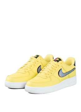 "Nike Air Force 1 '07 LV8 3 (GS) ""Yellow Pulse"""