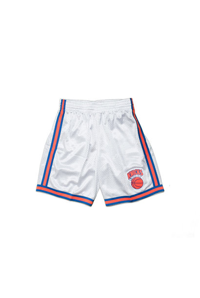 "NY Knicks '91-'92 Swingman Short ""Platinum"""