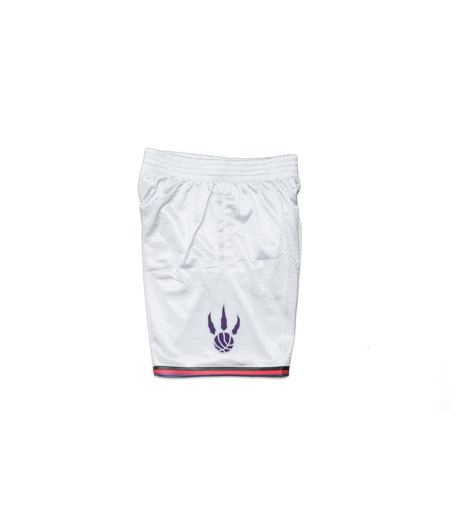 "Toronto Raptors '98-'99 Swingman Short ""Platinum""-3"