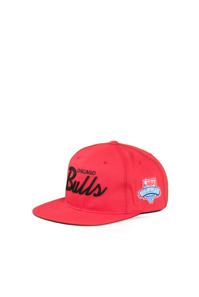 "Chicago Bulls Draft Series Snapback ""Red"""