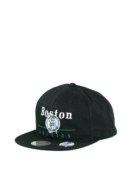 "Mitchell & Ness Boston Celtics Double Double Snapback ""Black"""