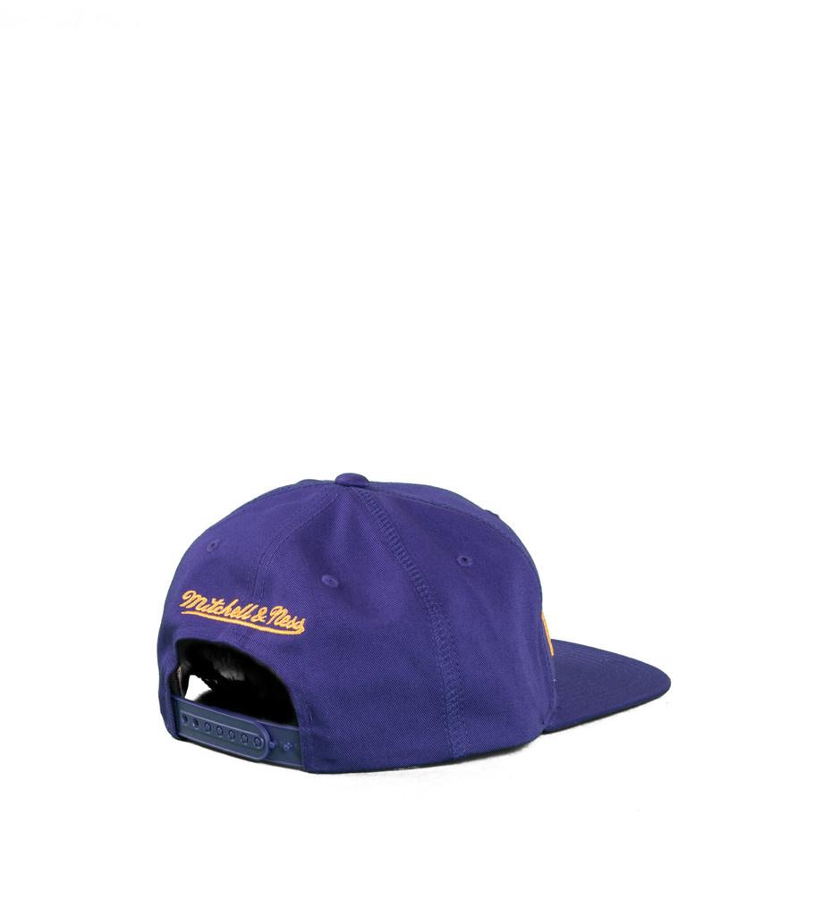 """LA Lakers Draft Series Snapback """"Purple""""-2"""