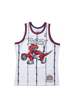 "Mitchell & Ness Toronto Raptors '98-'99 T. Mcgrady Swingman Jersey ""White"""