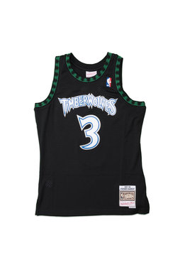 "Mitchell & Ness Minnesota Timberwolves '97-'98 S. Marbury Swingman Jersey ""Black"""