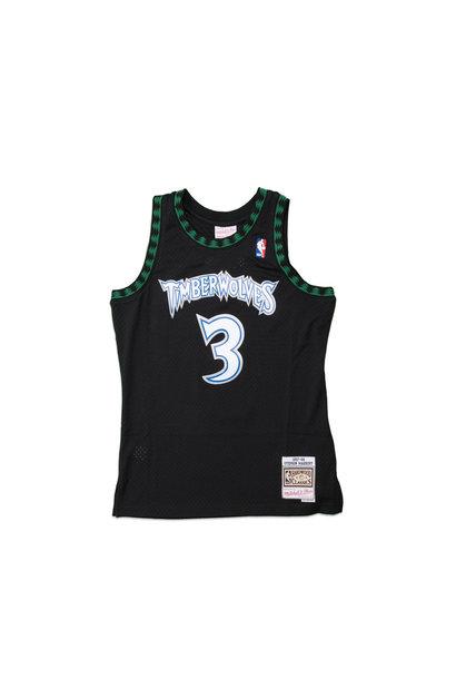 "Minnesota Timberwolves '97-'98 S. Marbury Swingman Jersey ""Black"""