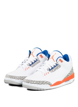 "Air Jordan 3 Retro Rivals ""Knicks"""