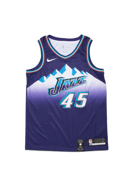 "Nike D.Mitchell Classic Edition '19 Swingman Jersey ""Field Purple"""