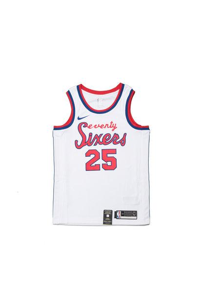 "B. Simmons Classic Edition '19 Swingman Jersey ""White"""