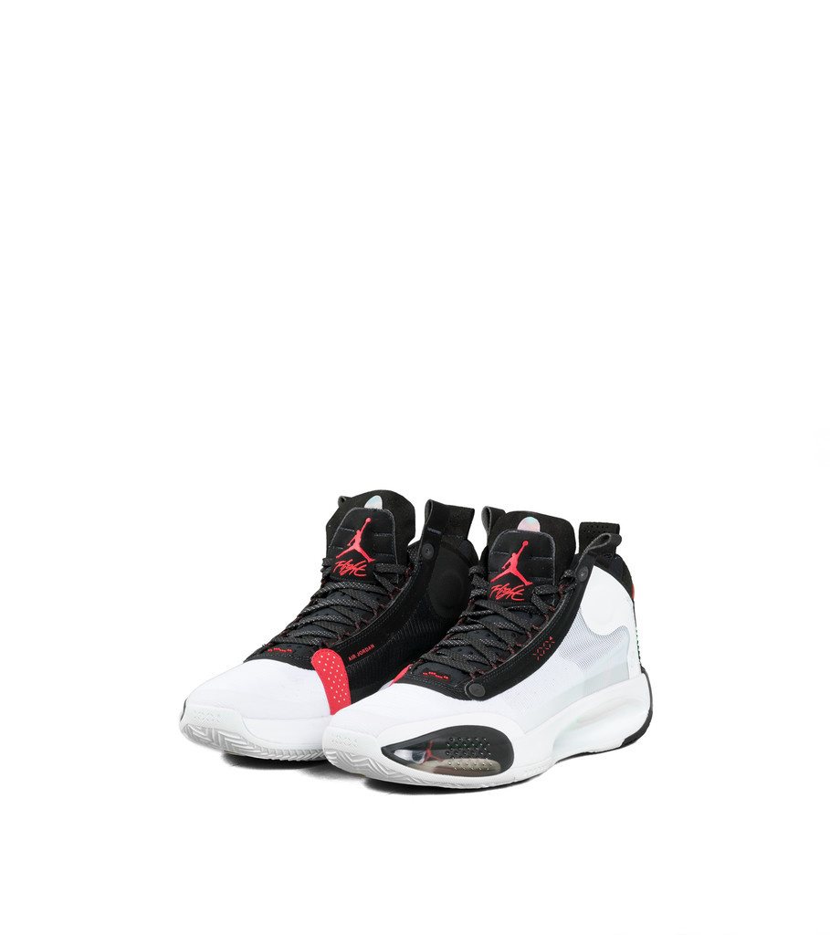 "Air Jordan XXXIV (34) GS ""White/University Red"""