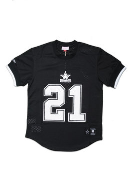 "Mitchell & Ness Dallas Cowboys D. Sanders NFL Mesh Jersey ""Black"""