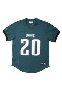 "Mitchell & Ness Philadelphia Eagles B. Dawkins NFL Mesh Jersey ""Teal"""