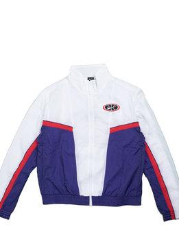 """Nike Throwback Jacket """"White/Court Purple"""""""