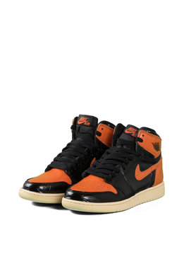 "Air Jordan 1 Retro High OG (GS) ""Shattered Backboard 3.0"" 7Y/EU40 ONLINE"