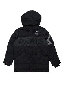 "Air Jordan PSG Down Parka ""Black"""