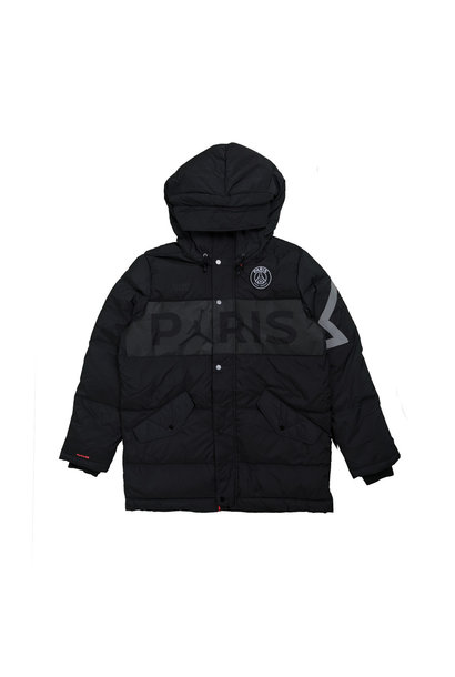 "PSG Down Parka ""Black"""