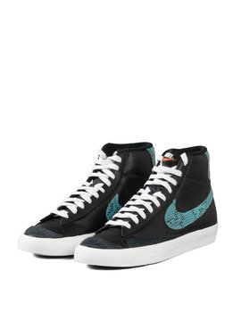 "Nike Blazer Mid '77 Vintage WE Reptile ""Black/Aqua"""