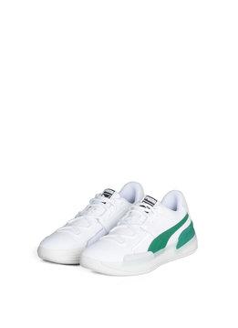 "Puma Clyde Hardwood ""White/Green"""