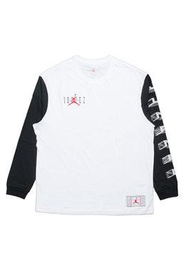 "Air Jordan XI LS Tee ""White"""