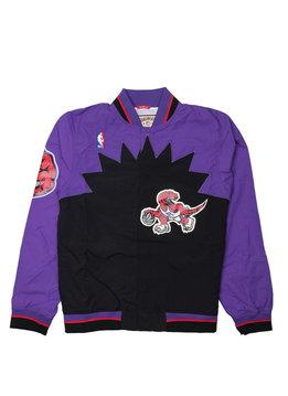 "Mitchell & Ness Toronto Raptors Authentic Jacket ""Purple/Black"""