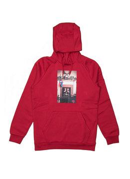 """Air Jordan Chimney Fleece Hoodie """"Gym Red"""""""