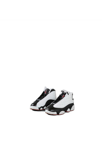 "13 Retro (PS) ""White/True Red-Black"""