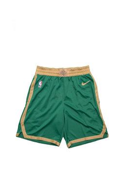 "Nike Boston Celtics City Edition '19 Swingman Short ""Clover/Club Gold"""