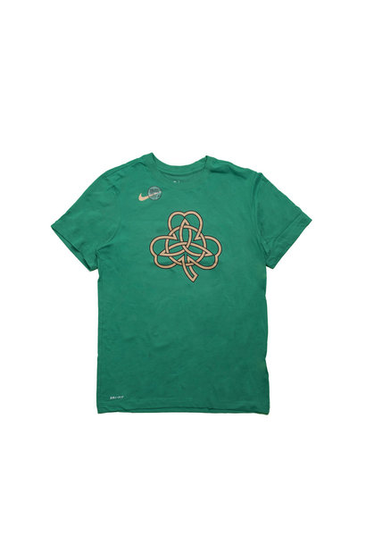 "Boston Celtics City Edition '19 Dri-Fit Tee ""Clover"""