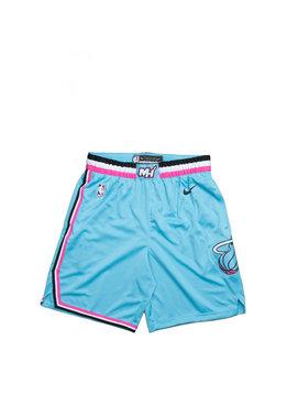 "Nike Miami Heat City Edition '19 Swingman Short ""Blue Gale"""