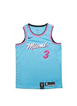 """Nike D. Wade City Edition '19 Swingman Jersey """"Blue Gale"""""""