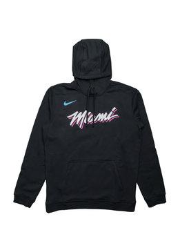 "Nike Miami Heat City Edition '19 Hoodie ""Black"""