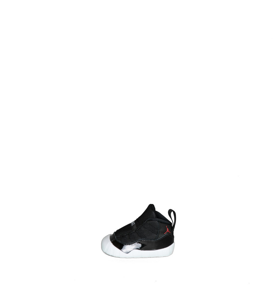 """11 3/4 Crib Bootie """"Bred""""-3"""