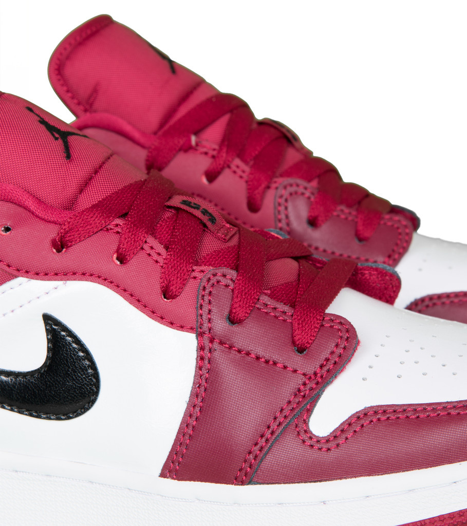"""1 Low (GS) """"Noble Red/Black""""-5"""