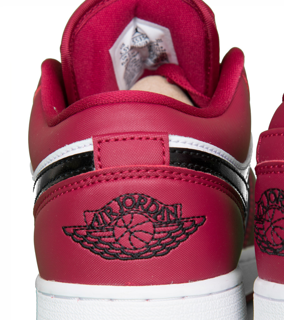 """1 Low (GS) """"Noble Red/Black""""-6"""