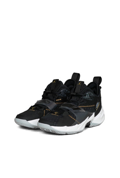 "Why Not Zer0.3 ""Black/Metallic Gold"""