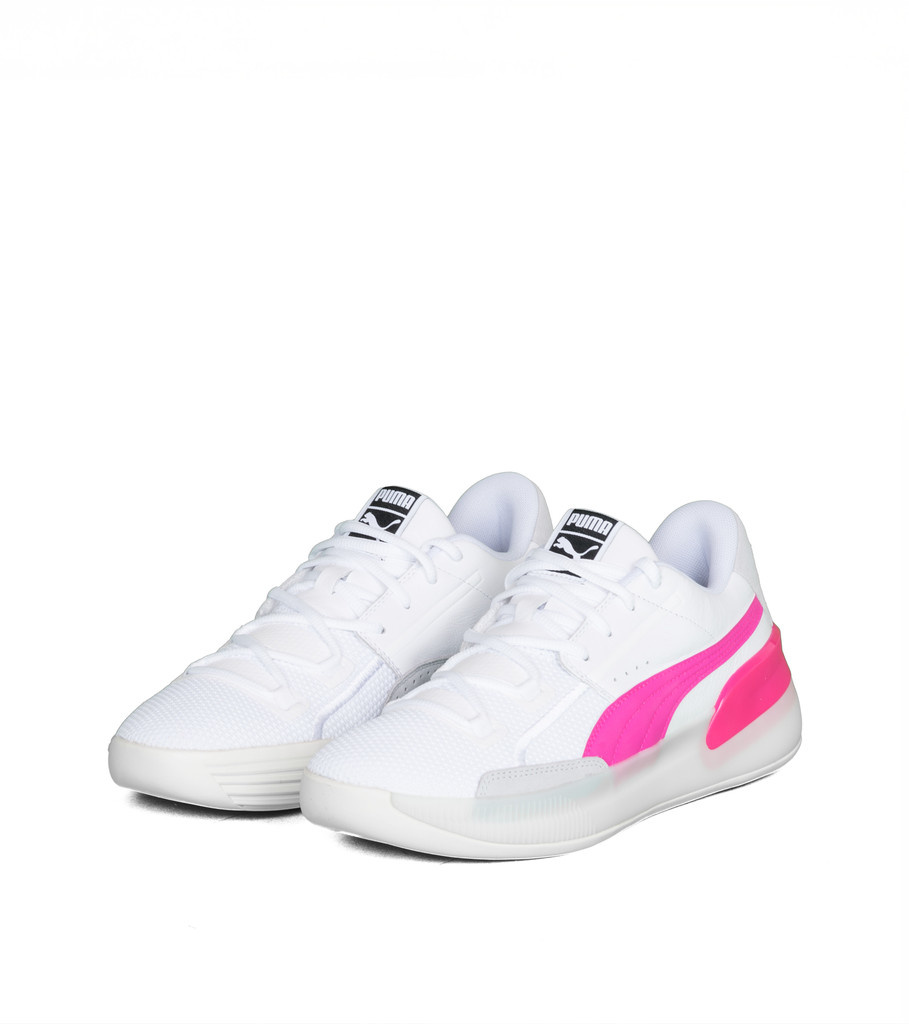 "Clyde Hardwood ""White/Pink""-1"