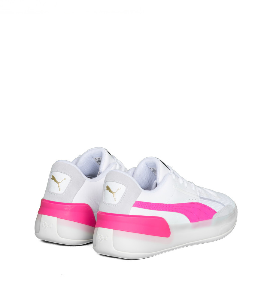 "Clyde Hardwood ""White/Pink""-2"