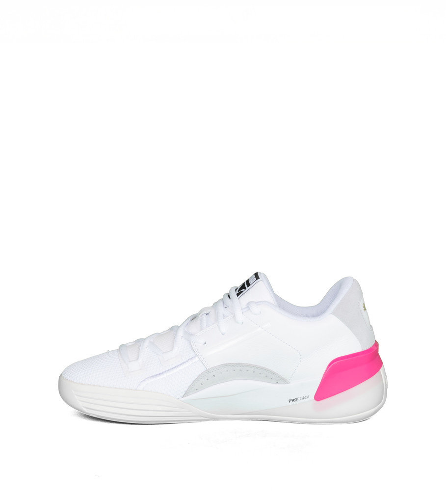 "Clyde Hardwood ""White/Pink""-5"
