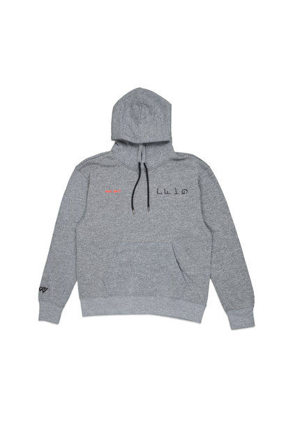 "RW Why Not? Hoodie ""Carbon Heather"""