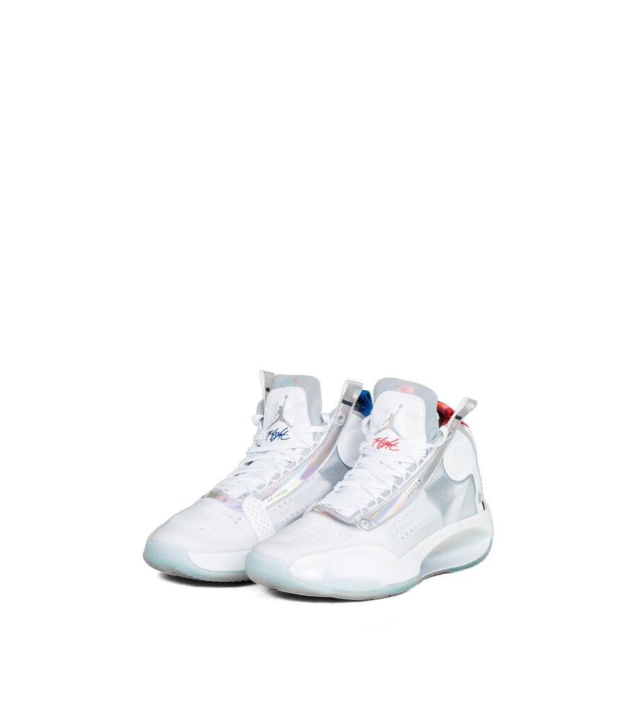 """XXXIV (34) GS """"White/Metallic Silver""""-1"""