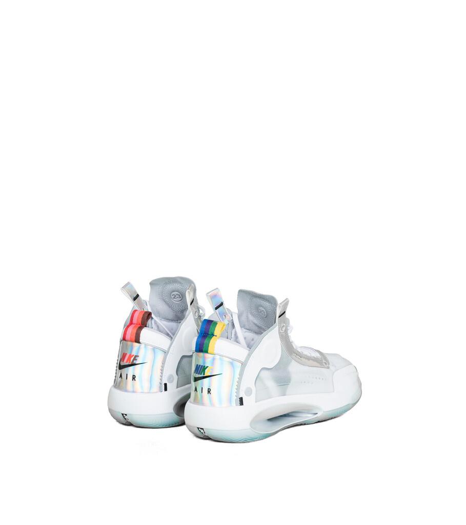 """XXXIV (34) GS """"White/Metallic Silver""""-2"""