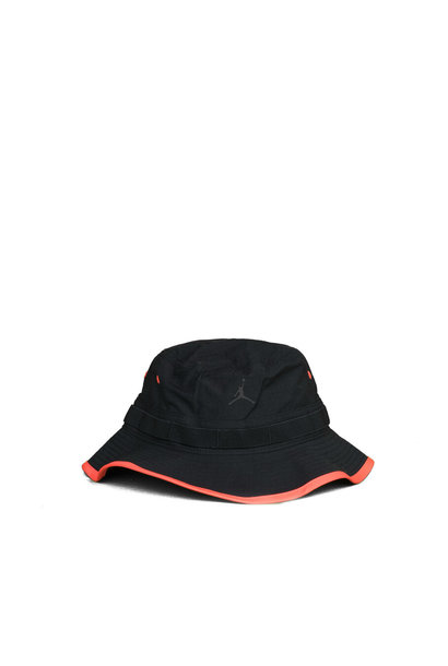 "Jumpman Buckethat ""Black/Infrared"""