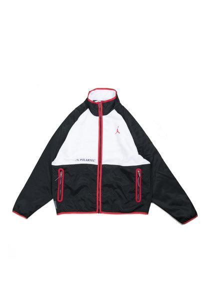 """XI Polartec Fleece Jacket """"Black/White"""""""