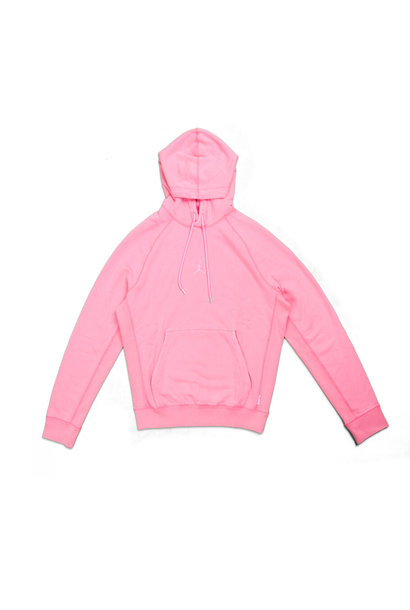 "Washed Wings Hoodie ""Digital Pink"""