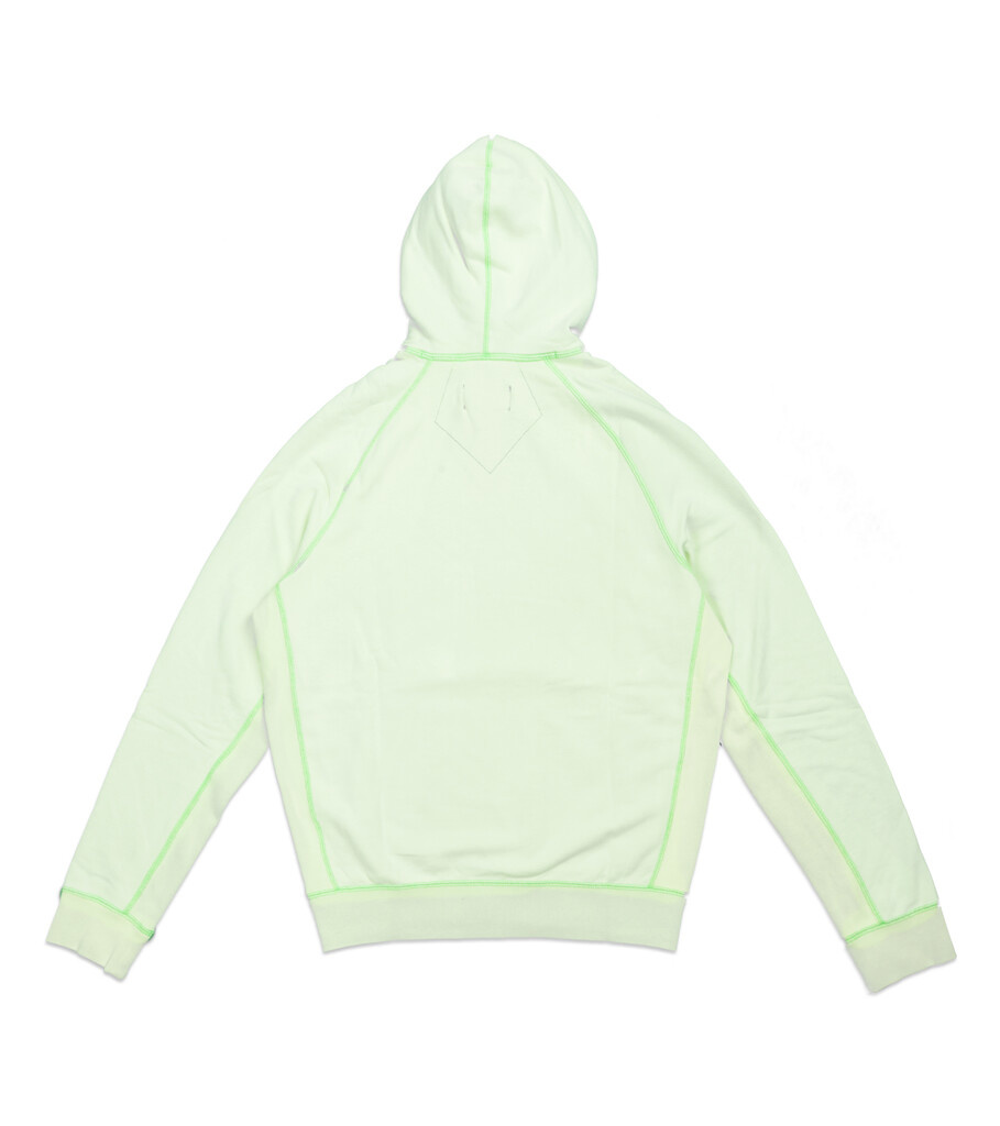 "Washed Wings Hoodie ""Ghost Green""-3"