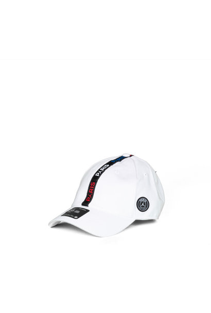 "PSG H86 Cap ""White"""