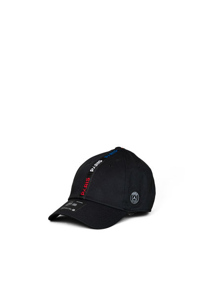 "PSG H86 Cap ""Black/Game Royal"""