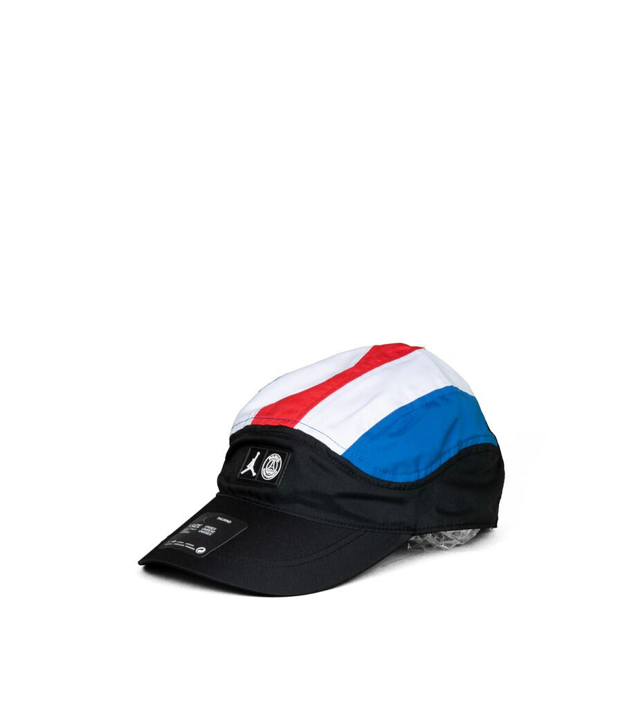 "PSG Tailwind Cap ""Black""-1"