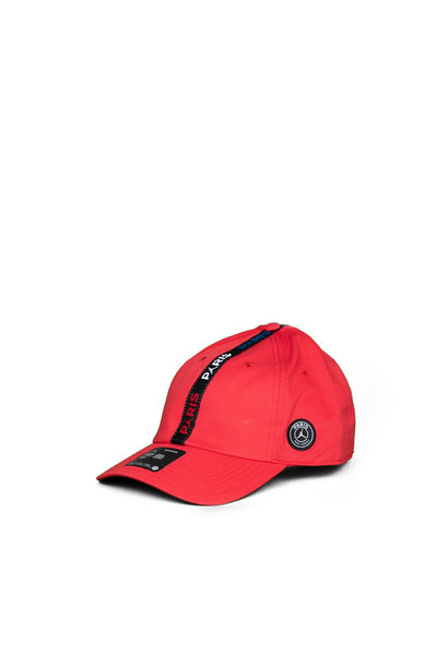 "PSG H86 Cap ""University Red"""
